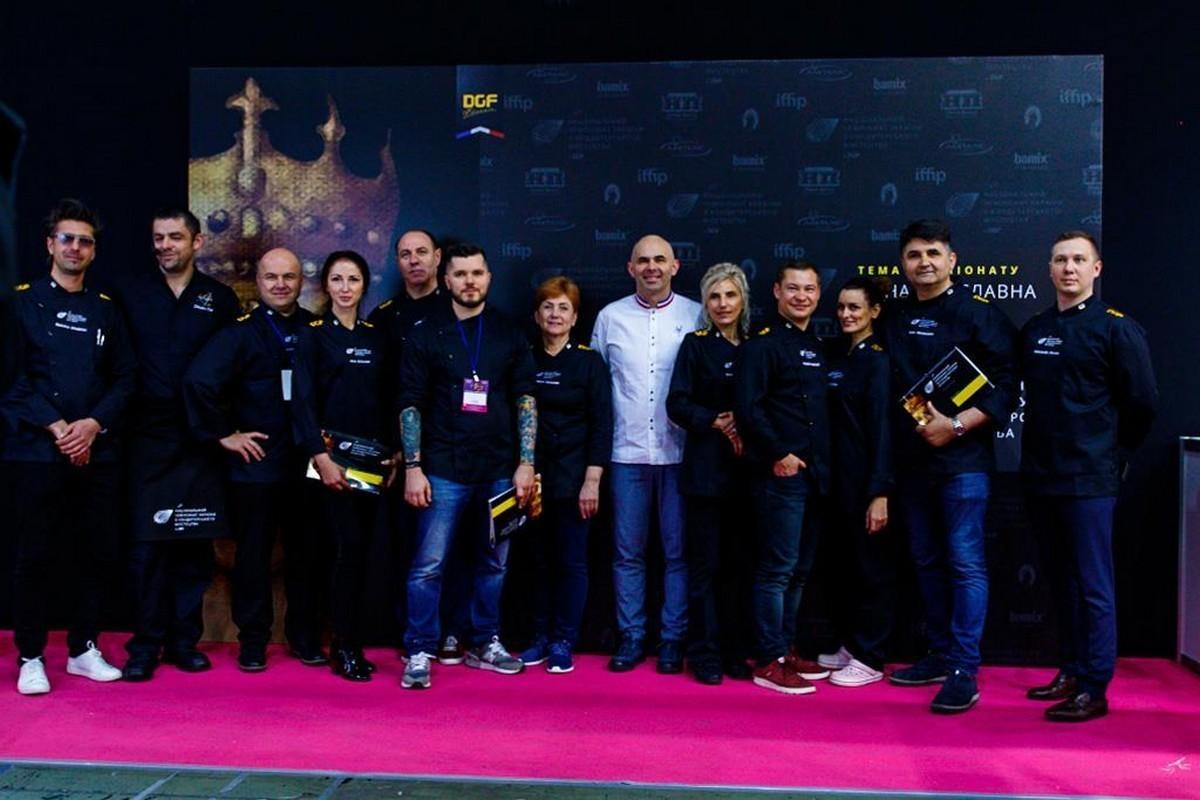 Перший Національний Чемпіонат України з кондитерського мистецтва