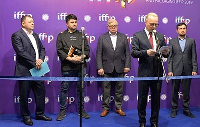 International Forum of Food Industry and Packaging – IFFIP 2019 is officially open!